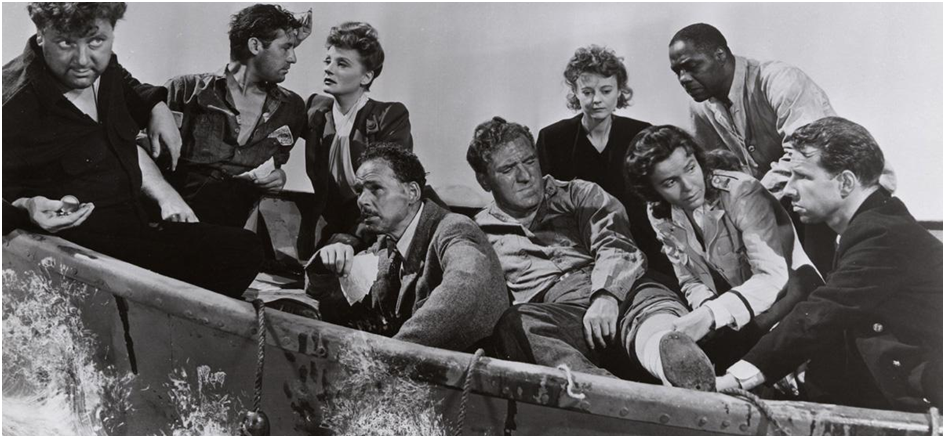 Alfred Hitchcock's 'Lifeboat'